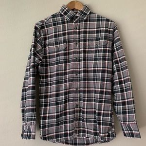 Jachs Men's Flannel Shirt | Size Small